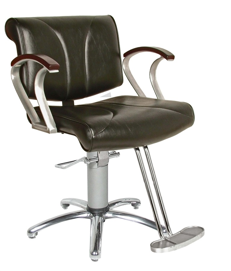 Collins 8101 CHELSEA BA Hydraulic Styling Chair - 8101S Star Base