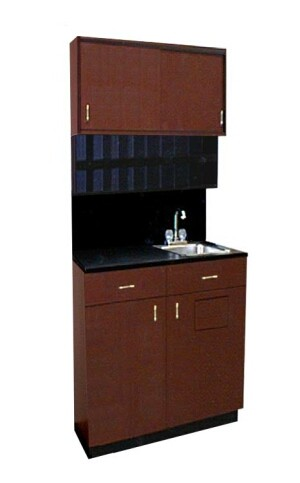 Collins 3388-36 CAMEO Color Center w/ Sink