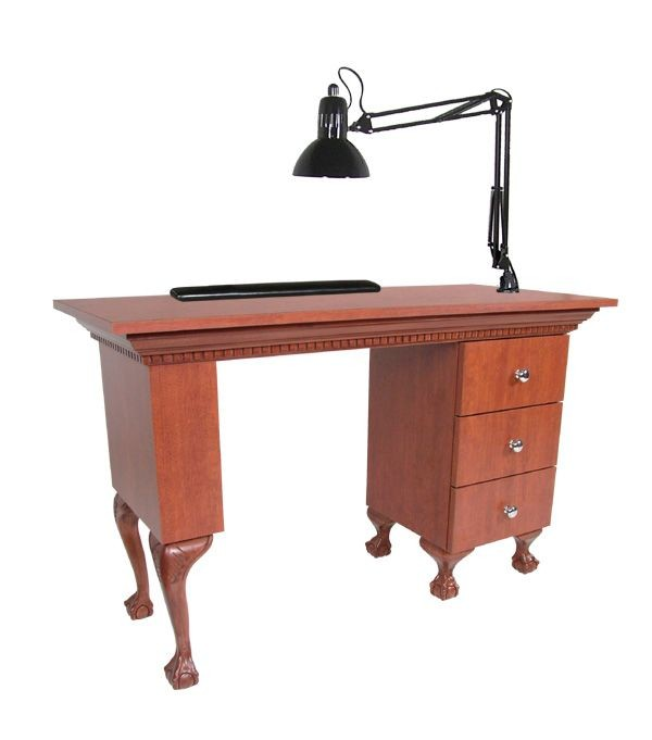 COLLINS 886-48-4 BRADFORD II DELUXE Nail Table