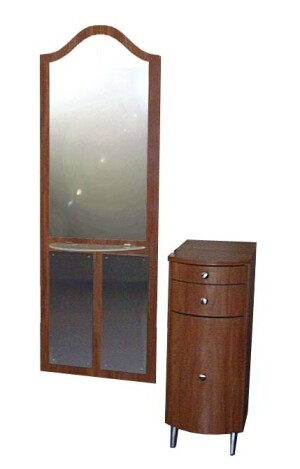 COLLINS 901-15-1 CAMBRIDGE STYLING STATION CABINET MIROR PANNEL SEPERATE