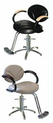Collins 9100S SILHOUETTE Hydraulic Styling Chair
