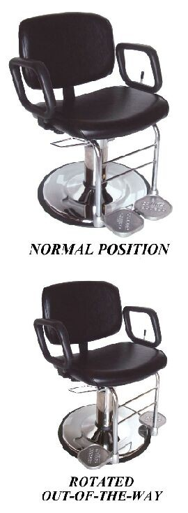 Collins 7710 ACCESS Hydraulic All-Purpose Chair