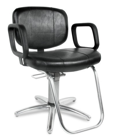 Collins 3700S CODY Hydraulic Styling Chair w/Star Base