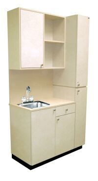 COLLINS 927-48 GRANDE Private Room Vanity