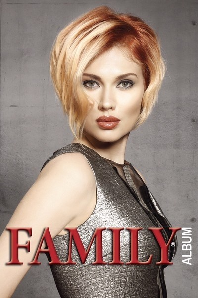 Worcester Family Album 45 Hair Styling Book