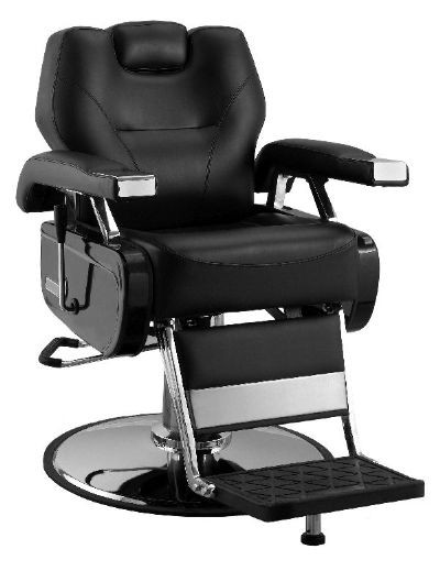 Jeffco 109 EXTRA Wide Barber Chair