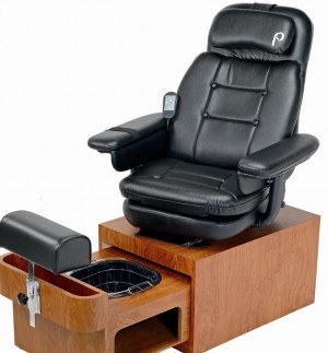 PEDICURE UNIT BY Pibbs PS93 PIPELESS Footie Spa