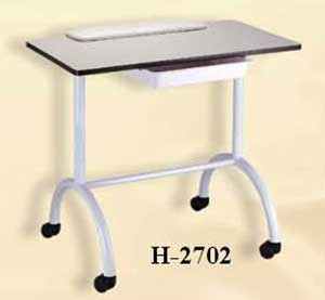 Ycc H2702 Portable Manicure Table