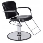 Savvy 004T-CB-B CHRISTINE Styling Chair