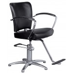 Savvy 0035T-CR-B KATHLEEN Styling Chair w/ Star Base