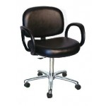 COLLINS 1640 KIVA QSE USA. 5 STAR CASTER BASE TASK CHAIR