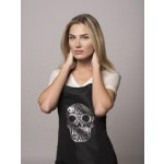 Betty Dain #173 Sugar Skull Apron