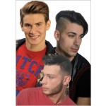 Worcherster Reading Co. #3143 Men's Small Poster