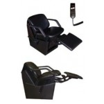 COLLINS 50-60 QSE Electric Shampoo Chair with low-voltage electric drive motor