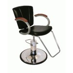 COLLINS 9701 VANELLE SA Hyraulic Styling Chair on Standard Hydraulic Base