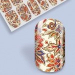 Nail Wraps - AUTUMN GARDEN