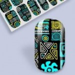 B. Youthful Nail Wraps - Aztec Empire