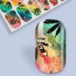 Nail Wraps - Mary Jane
