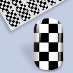 Nail Wraps RACES