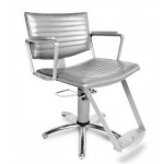 Collins 7800S ALUMA Hydraulic Styling Chair w/ Slim-Star Base