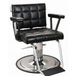 Collins 7910 HACKNEY Heavy-Duty All Purpose Barber Chair