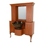 Collins 879-54-4 Bradford B Wet Station with CB87 Tilting Bowl