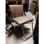 Used Collins Styling Camel New Floor Model