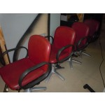 Used Takara Belmont Decora Styling Chairs - Pick Up Only
