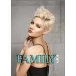 Worcester #46 Family Album Hair Styling Book