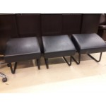 Used Foot Rests Black
