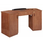 KAEMARK IM-295 IMPERIAL Vented Nail Table