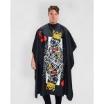 Betty Dain #861 King of Diamonds Styling Cape