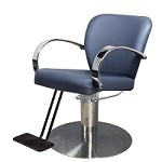Kaemark AM-60 Amilie Styling Chair - Circle Base