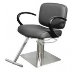 Kaemark WV-60 AMBER Hydraulic Styling Chair
