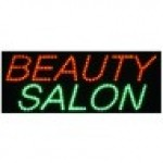 "Union Beauty LED011 ""Beauty Salon"" Led Sign"