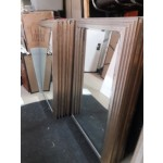 Used 15 Framed Mirrors 36 X 54 With Lower Glass Shelf Pick Up Only