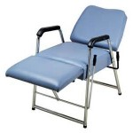 Pibbs 250 Shampoo Chair With Leg Rest