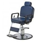 PIBBS 4391 PRINCE Hydraulic Barber Chair
