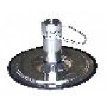 COLLINS 10120 Standard Hydraulic Base, purchased separately from chair