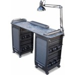 DINA MERI 350 OR 351V EXECUTIVE Manicure Table