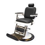 "Pibbs 662 ""The King"" Barber Chair"