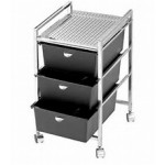 Pibbs D23 Salon Roller Pedicure/Manicure Cart