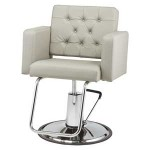 Pibbs 2206 FONDI Hydraulic Styling Chair