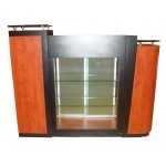 Union Beauty RF901 Reception Desk With Retail Display