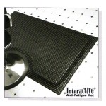 Rhino REFLEX SALON MAT 5' X 5' Rectangle RFLX-6060R  9/16""