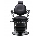 YCC H-2925BK Antique Barber Chair