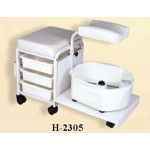 YCC H-2305 Pedicure Unit